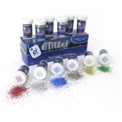 Assorted Glitter selection