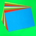 A4 Coloured Card - 100 Sheets Assorted Packs