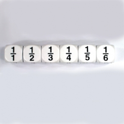 Fractions Dice