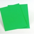 A4 Green Card - 100 Sheets