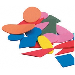 EVA Foam Shapes