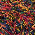 Coloured Matchsticks - Pack of 1000