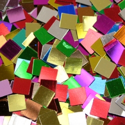 Mosaic Square Sequins