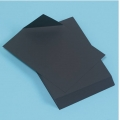 A2 Black Card - 50 Sheets
