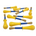 Jumbo Non Roll Brushes  Pack of Ten