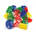 Numbers & Arithmetic Symbols Cutters