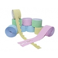 Corrugated Border Rolls- Pastel display pack 10 Rolls