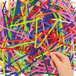 Jumbo Chenille Pipe Cleaners