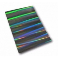 A3 Silver Holographic Card - 14 Sheet Pack