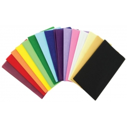 Super Value Tissue Paper Assorted Pack- 20 Folds