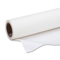 White Polycotton Fabric