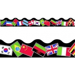 World Flags Trimmers
