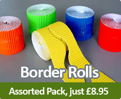 Border Rolls - Creative Minds